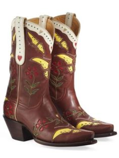 madame butterfly boot
