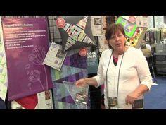 Creative Grids & Cut Loose Press by Penny Haren - Fat Quarter Shop - YouTube