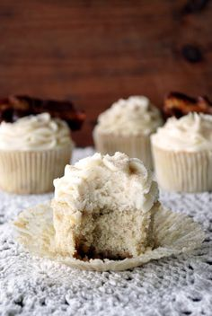 Once Upon My Life: French Toast Cupcakes