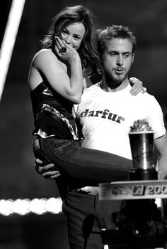 Rachel McAdams & Ryan Gosling - this couple needs to get back together
