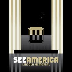 Lincoln Memorial by Luis Prado