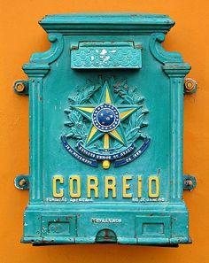 Correio, Brazil
