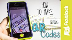 Simple, quick and effective way to make QR codes