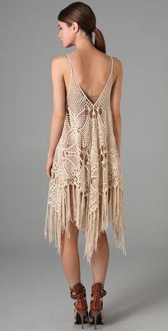 easy crochet dress!