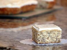 To Die For Banana Cake with Vanilla Bean Frosting | Tasty Kitchen: A Happy Recipe Community!