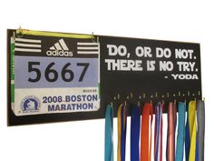 Hey, I found this really awesome Etsy listing at https://www.etsy.com/listing/176858751/medals-and-bibs-display-running-medals