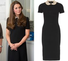 just add a collar on it... kate middleton http://www.cecetoppings.com