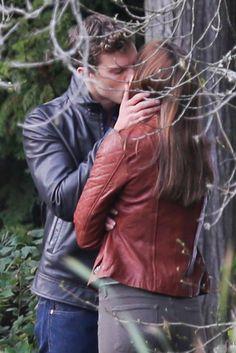 FSOG ~ Christian and Ana Kiss