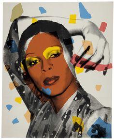 Andy Warhol, Ladies and Gentlemen #warholatchristies