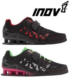 INOV-8'S NEW WEIGHTLIFTING SHOE