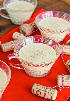 Holiday Cocktail Recipe: Bourbon Eggnog — 10-Minute Happy Hour