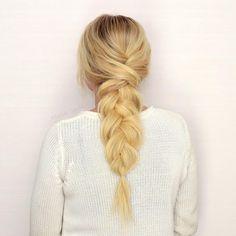 big braid