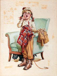 franc tipton, girl call, dogs, art, franci tipton, france, tipton hunter, illustr, young girls