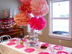 PJ Party for 8 yr old girls - CUTE ideas