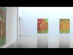 CY TWOMBLY: The Last Paintings at Gagosian Gallery Beverly Hills