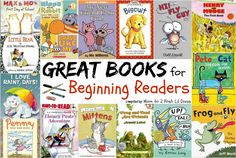 books for beginning readers, simpl text