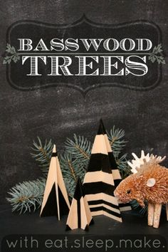 Whipperberry: Basswood Trees with eat.sleep.make.
