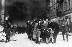 WWII WARSAW GHETTO CLOSED TO OUTSIDE WORLD BY NAZIS  NOVEMBER 16, 1940. The Warsaw Ghetto was the largest of all Jewish Ghettos in Nazi-occupied Europe. Over 254,000 jews from that ghetto were sent to Treblinka extermination camp. Photographer: Jurgen Stroop