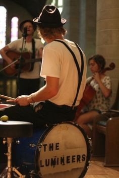 concert, song, lyric, musician, artist, suspenders, the band, thing, the lumineers