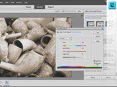learn photoshop, organ basic, element 11, adob tv, photoshop element