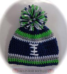 Seahawks hat. Must do!