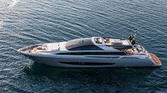 Riva's New Flagship Yacht – The 122' Mythos
