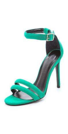 Pour la couleur...  Nicholas Joclyn High Heel Sandals
