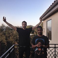 Lean It UP WSOTD, 10.30: Calvin Harris & Big Sean — Open Wide