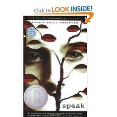 Laurie Halse Anderson's first novel is a stunning and sympathetic tribute to the teenage outcast. The triumphant ending, in which Melinda finds her voice, is cause for cheering. After reading Speak, it will be hard for any teen to look at the class scapegoat again without a measure of compassion and understanding for that person--who may be screaming beneath the silence.