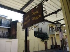 Vieux Carre Baptist Church