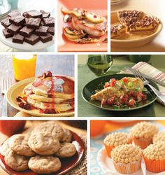 Top 10 Recipes Collection from Taste of Home