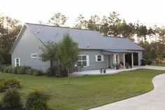 Morton Buildings home in Texas.