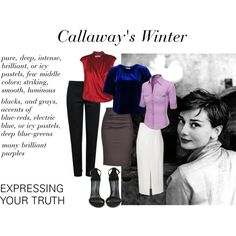 """Callaway's Winter"" by expressingyourtruth on Polyvore"