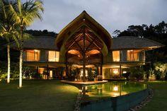 Brazilian leaf house 3