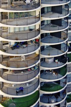 Vertical Living, Marina City