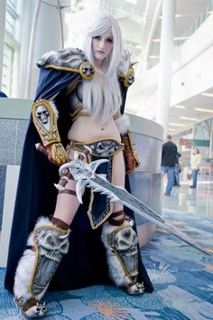 Female World of Warcraft #cosplay #wow