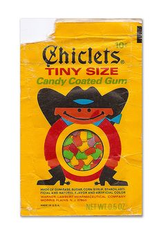 Chicklets, tiny version
