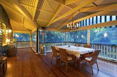 Queenslander house