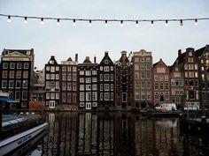 Amsterdam by Dotblackdot.deviantart.com on @deviantART