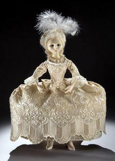 18th century, French Pandora