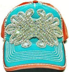 {Deco Savvy} Baseball Hat, $44.95 www.DustyDiamondsBoutique.com Huntsville, TX style, diy fashion, cloth, accessori, basebal hat, baseball caps, closet full