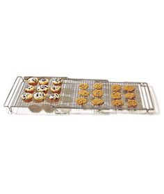 Expandable Cooling Rack from Lee Valley, $20