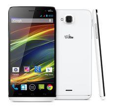 "PN:SLIDEWHITE  SMARTPHONE WIKO SLIDE 5.5"" WHITE 5.5/QUADCORE/1GB/4GB/DUAL SIM/ ANDROID4.4  175,86€ PVP"