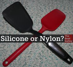 Silicone or Nylon cooking tools? What's better? nylon