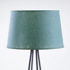 Thyme Burlap Floor Lamp Shade   World Market