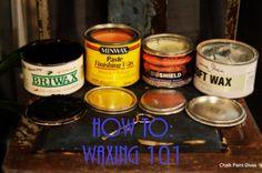 Waxing 101