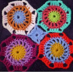 Chinese Octagon Tiles...free pattern