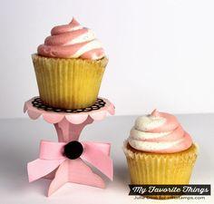 Sweet Cupcake Stand