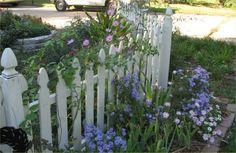 Picket Fence Corner.