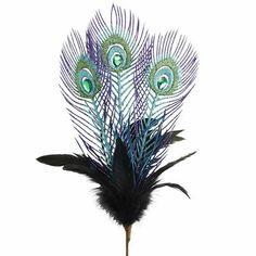 Peacock Tree Spray